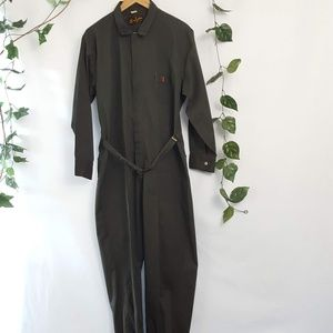 Women's Vintage Liesurewear coveralls size M